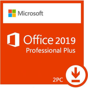 Microsoft Office 2019 Pro plus PC 2台