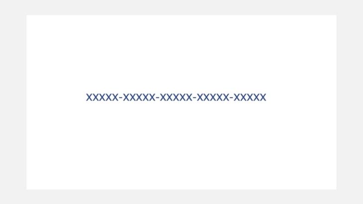 Microsoft Office の プロダクトキー をセットアップする方法